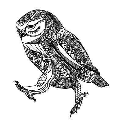The Walking Owl