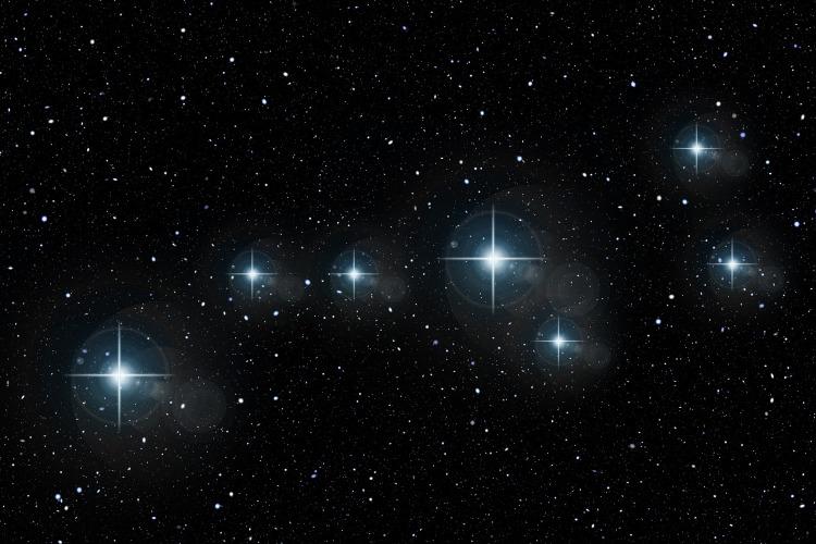 Friday Message-Constellations